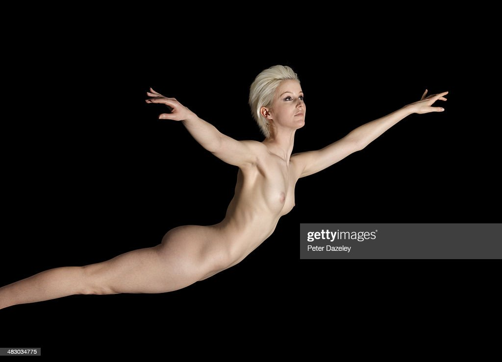 Naked Female Dancing 9