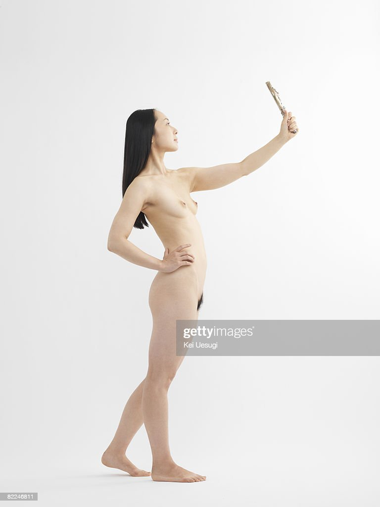 a picture of a japaness nude woman