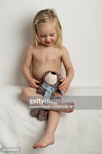 Nude Teen With Toy 90