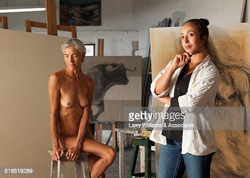 Nude Modeling For Art 19