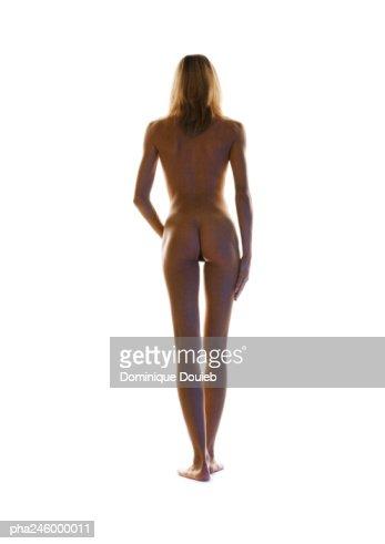 from Camden naked rear frontof a women