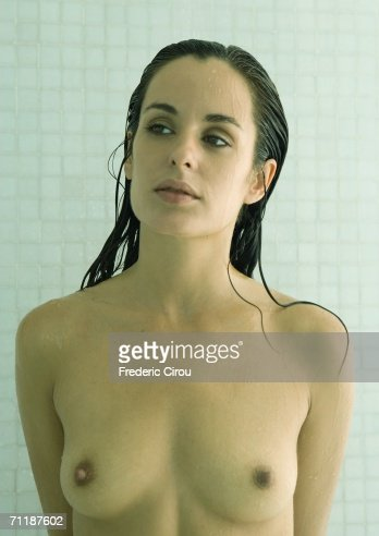 Sexy Naked Women Shower