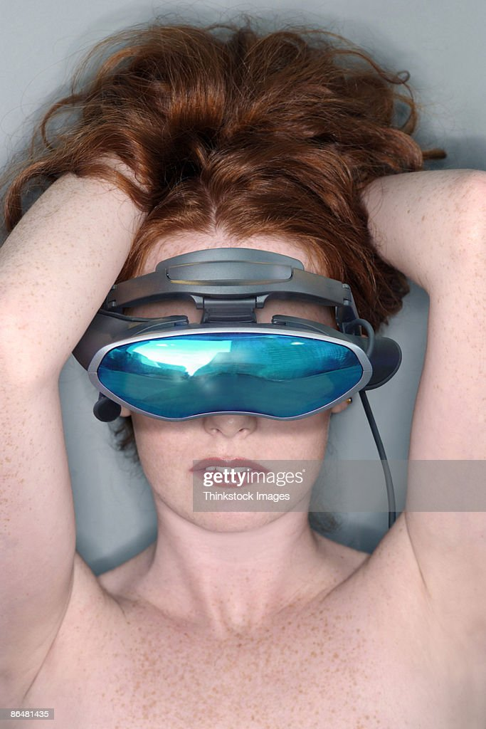 virtual reality sex goggles