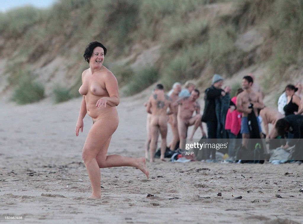 Nude in the north east