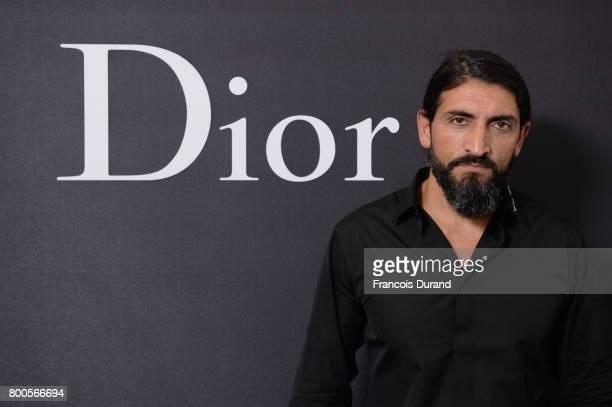 Numan Acar attends the Dior Homme Menswear Spring/Summer 2018 show as part of Paris Fashion Week on June 24 2017 in Paris France