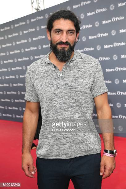 Numan Acar during the 50th anniversary celebration of Marc O'Polo at its headquarters on July 6 2017 in Stephanskirchen near Rosenheim Germany