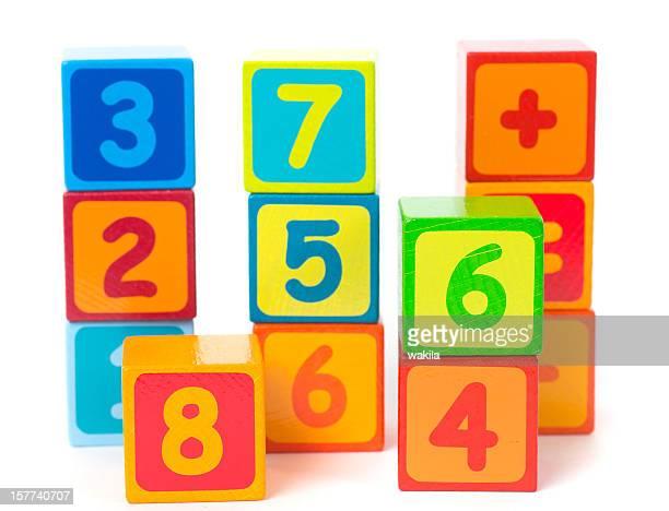 number cubes math