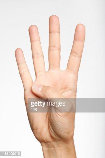 Number Four (XXXL)