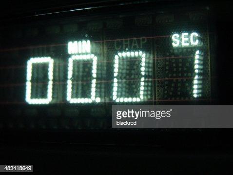 Number on Display 01