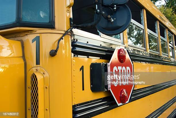 De un autobús de colegio