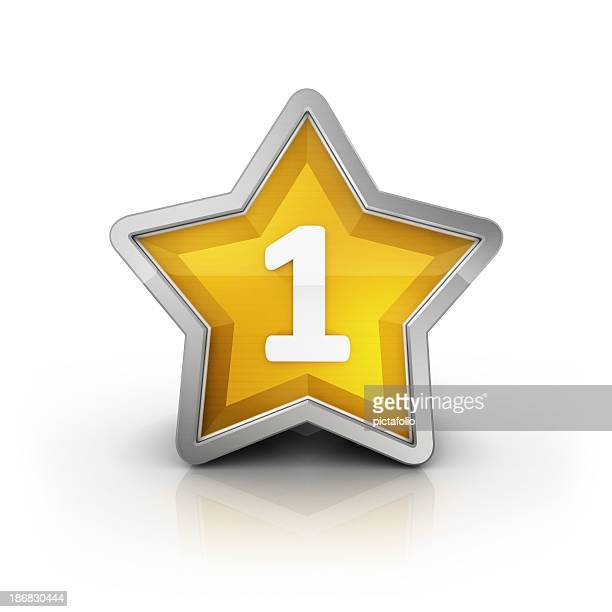 number one star