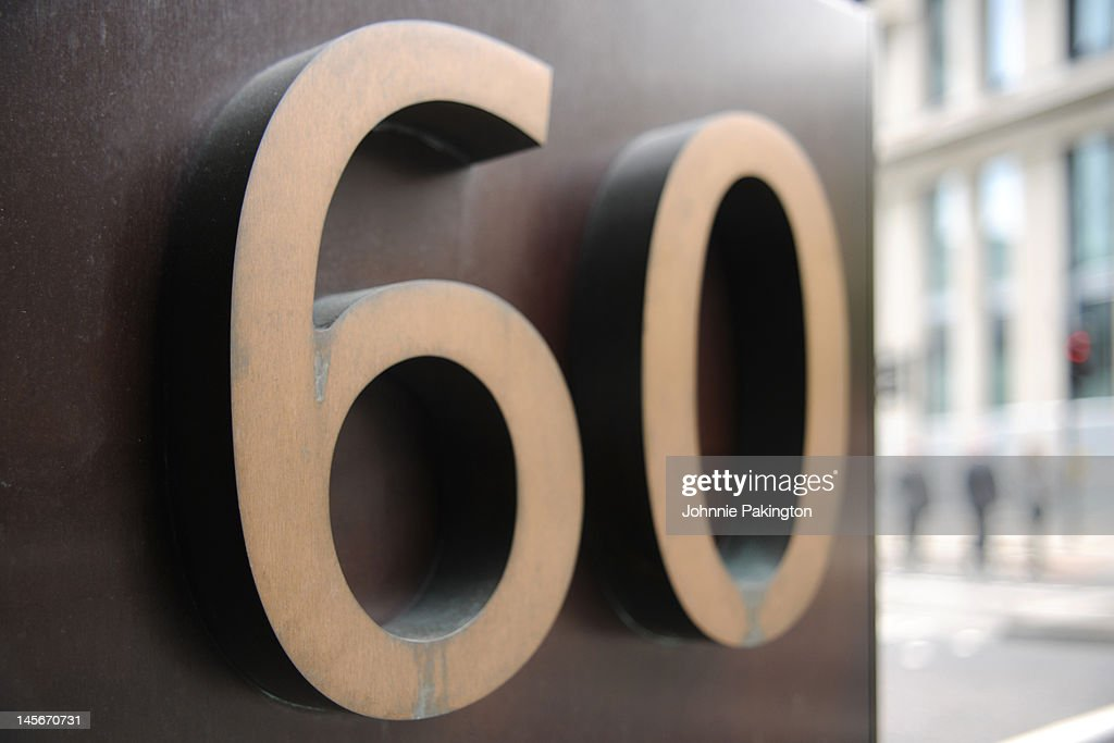 Number Sixty St... Number Sixty
