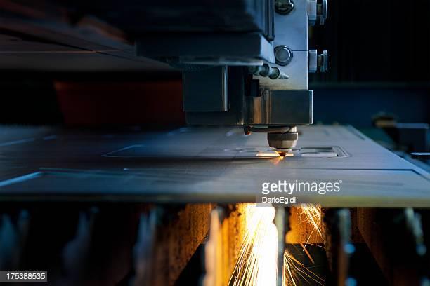 Taglio Laser metallo
