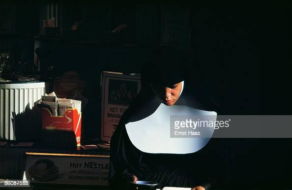 A nun in New York City