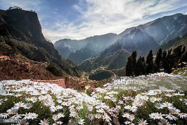 Nuns Valley, Curral das Freiras, Madeira, Portugal