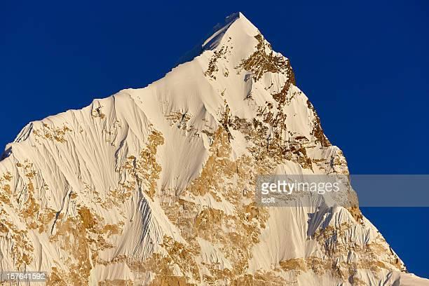 ヌプチェます。エベレスト回路。ネパール動機です。