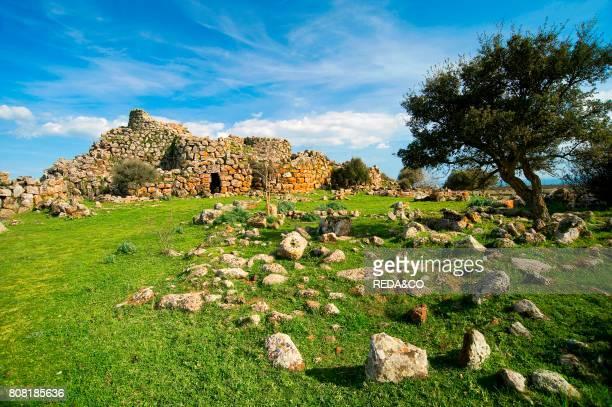 Nuraghe Arrubiu Orroli Provincia di Cagliari Sardinia Italy Europe