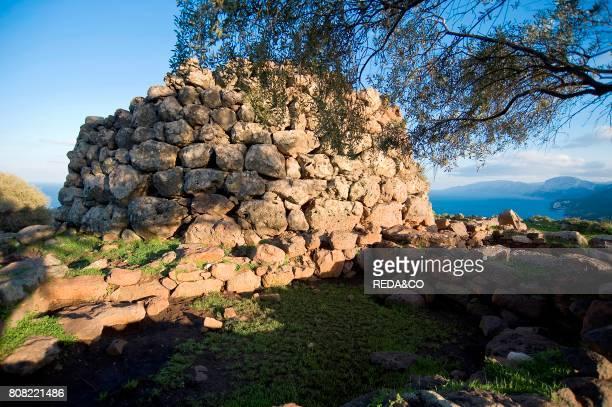 Nuraghe Mannu Cala Gonone Dorgali Provincia di Nuoro Sardinia Italy