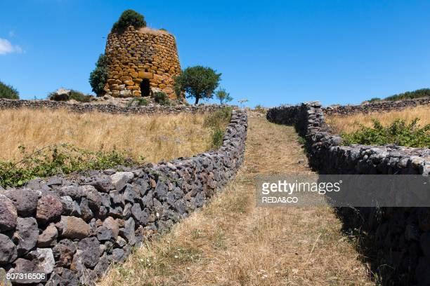 Nuraghe Sardinia Italy Europe