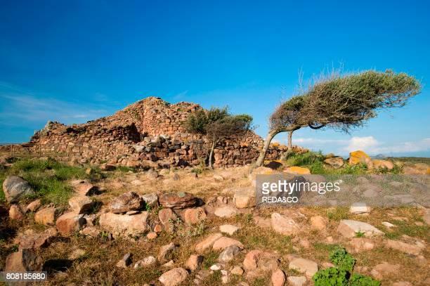 Nuraghe Seruci Gonnesa Provincia di Carbonia e Iglesias Sardinia Italy Europe