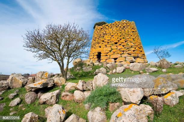 Nuraghe Succuronis Macomer Provincia di Nuoro Sardinia Italy Europe