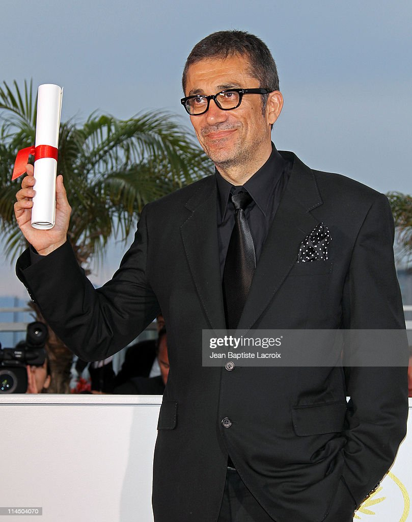 Nuri Bilge attends the Palme D'Or Winners Photocall at the 64th Annual Cannes Film Festival at Palais des Festivals on May 22, 2011 in Cannes, France.