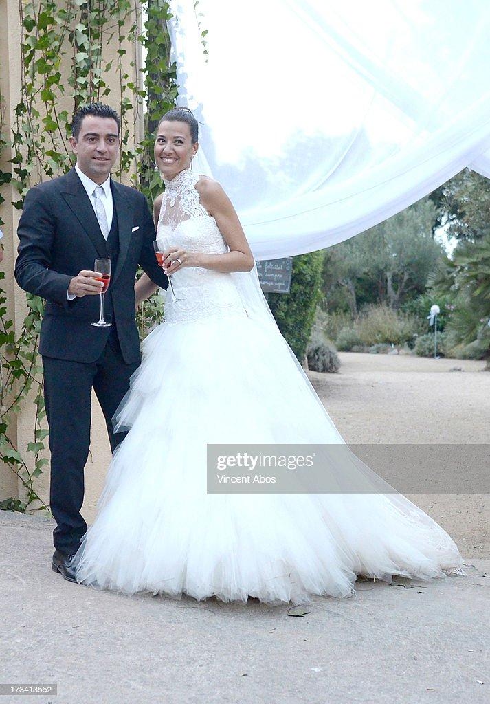 Xavi Hernandez Wedding