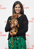 Nuria Roca Presents Royal Canin Event in Madrid