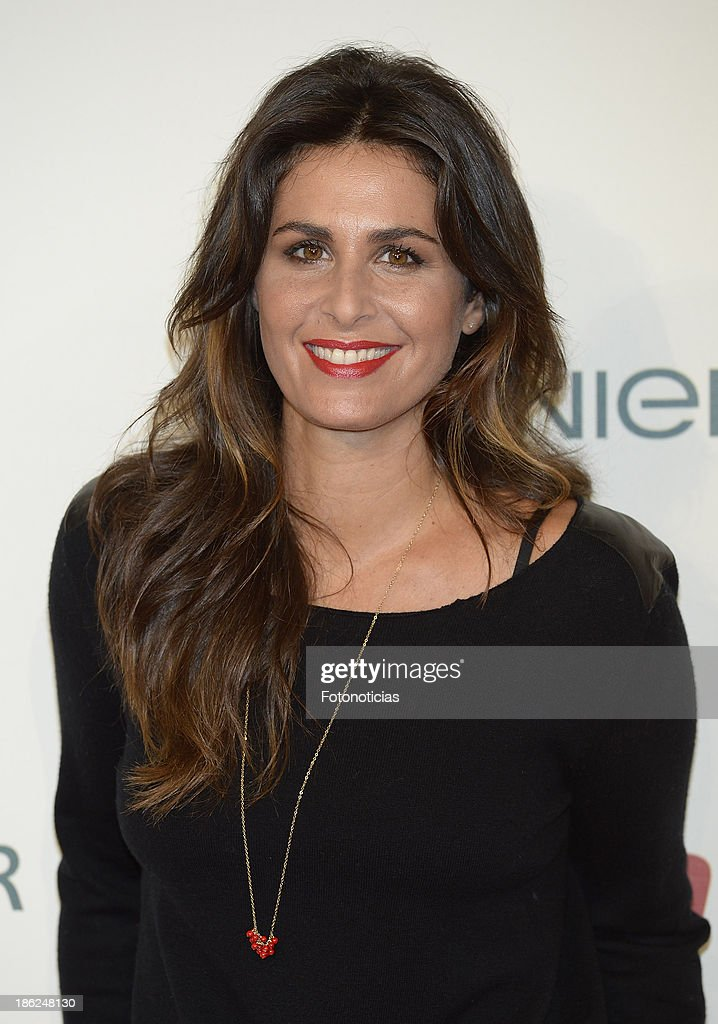 <a gi-track='captionPersonalityLinkClicked' href=/galleries/search?phrase=Nuria+Roca&family=editorial&specificpeople=491015 ng-click='$event.stopPropagation()'>Nuria Roca</a> attends Mia magazine 'Cuida de Ti' 2013 Awards at Calderon theater on October 29, 2013 in Madrid, Spain.
