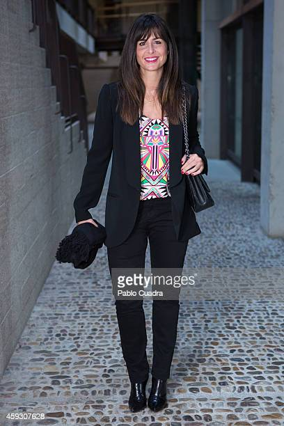 Nuria Roca attends the 'R Awards' ceremony on November 20 2014 in Madrid Spain
