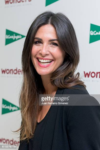 Nuria Roca attends Wonders new collection presentation at El Corte Ingles on October 18 2016 in Madrid Spain