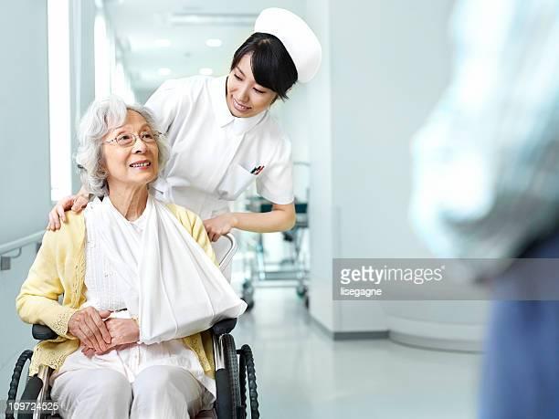 看護師によって患者