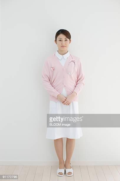 Nurse, portrait