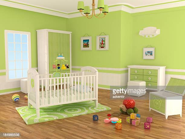 Nursery room (Green)