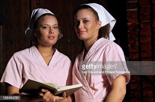 nurses-01 : Stock Photo