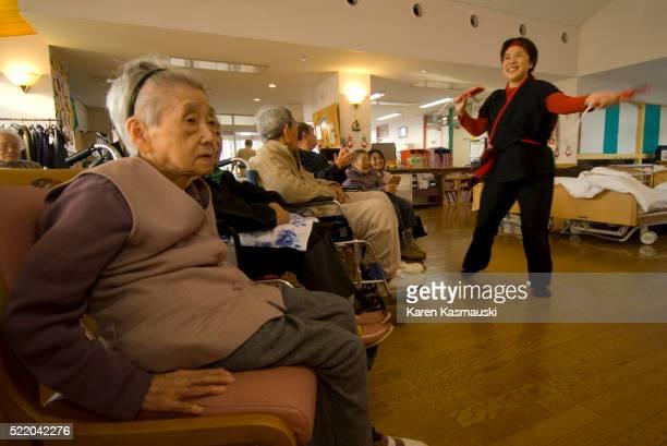 Nursing Care for Japanese Elderly