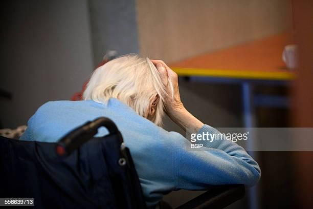 Nursing Home Residents State nursing home in HauteSavoie France