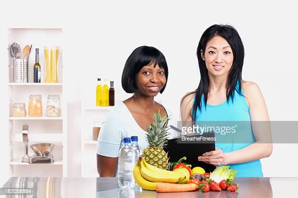Nutrição de consulta