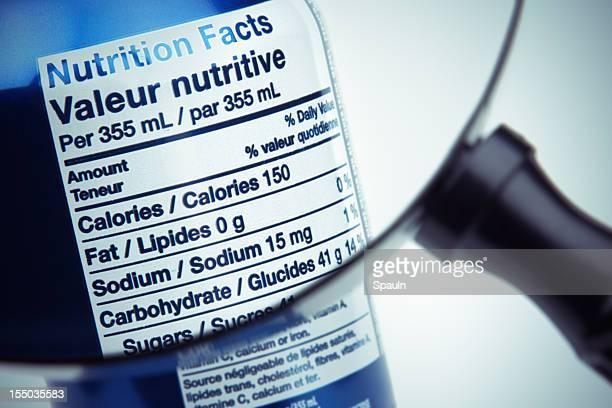 Ernährung Fakten