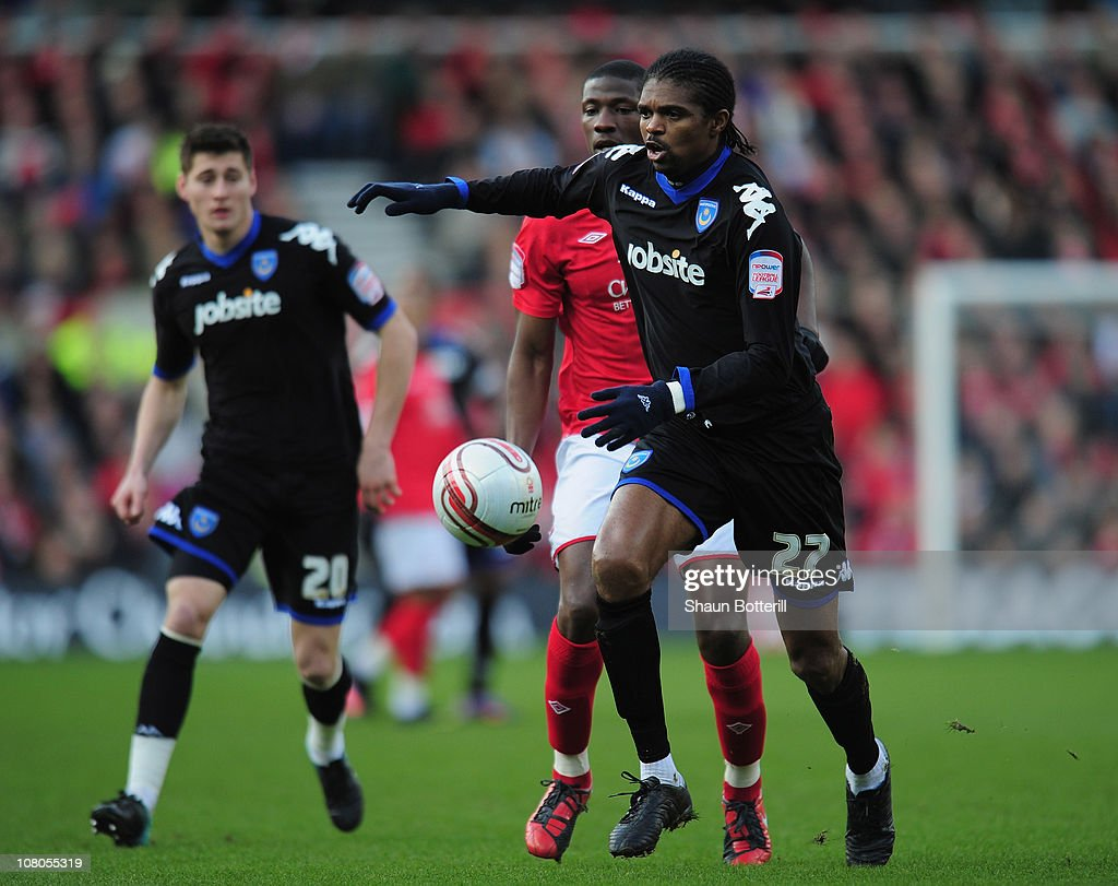 Nottingham Forest v Portsmouth - npower Championship
