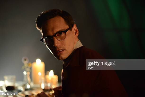 Nygma in the Rise of the Villains Strike Force episode of GOTHAM airing Monday Oct 12 on FOX