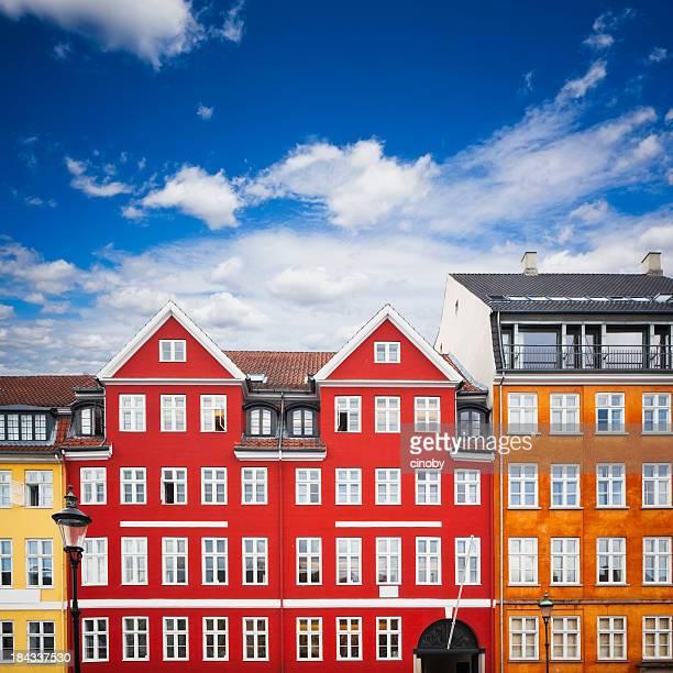 Nyhavn Number 18 / 20 - Hans Christian Andersen Home