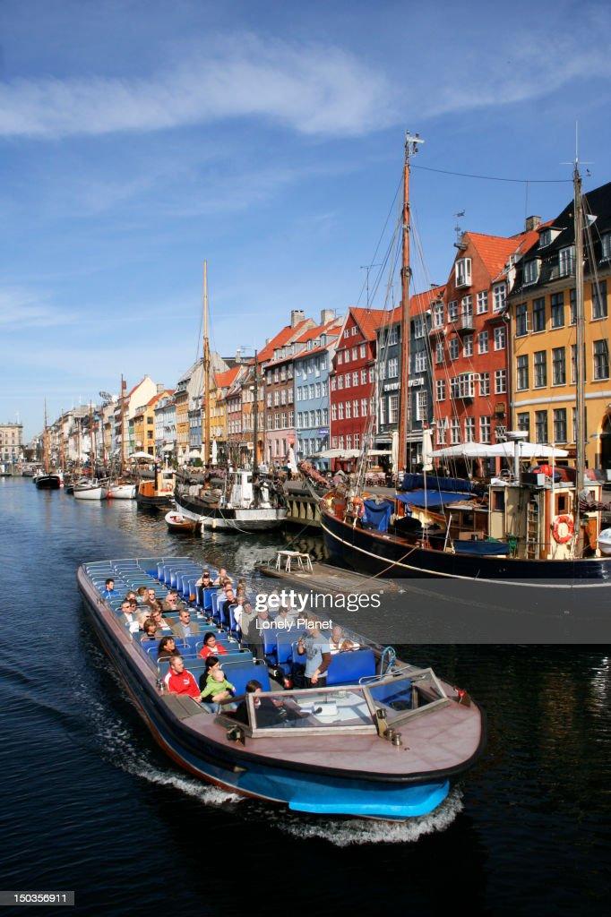 Nyhavn. : Stock Photo