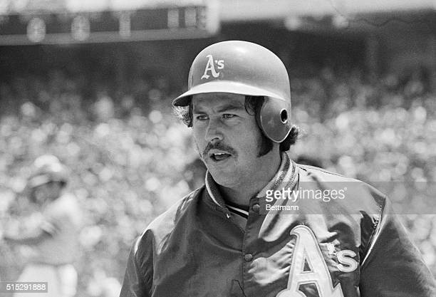Oakland Athletic's boss Charlie O Finley is staging a Mustache Day for the fansif you sport a mustache you get in free if accompanied by another fan...