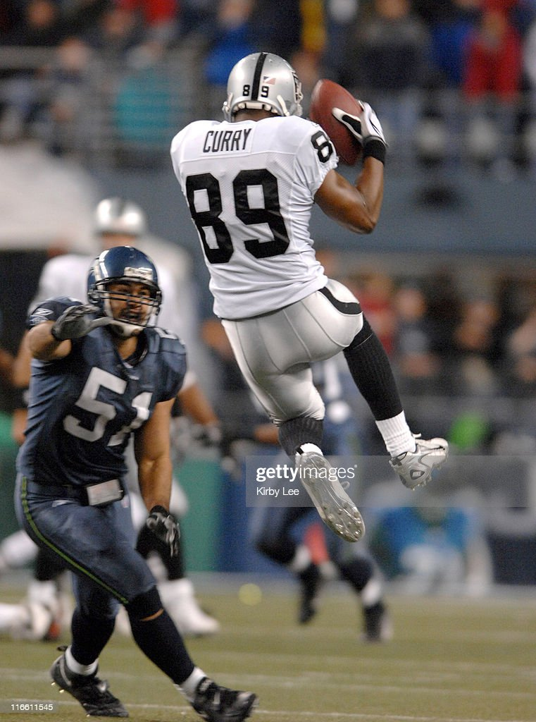 Oakland Raiders vs Seattle Seahawks - November 6, 2006