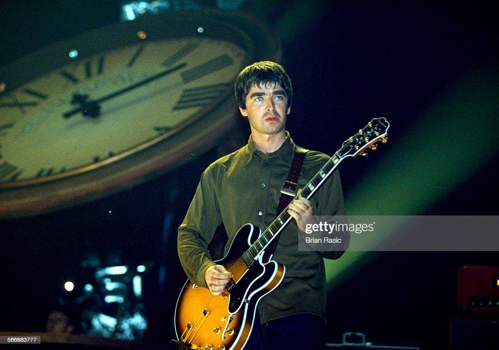 Noel Gallagher 1997
