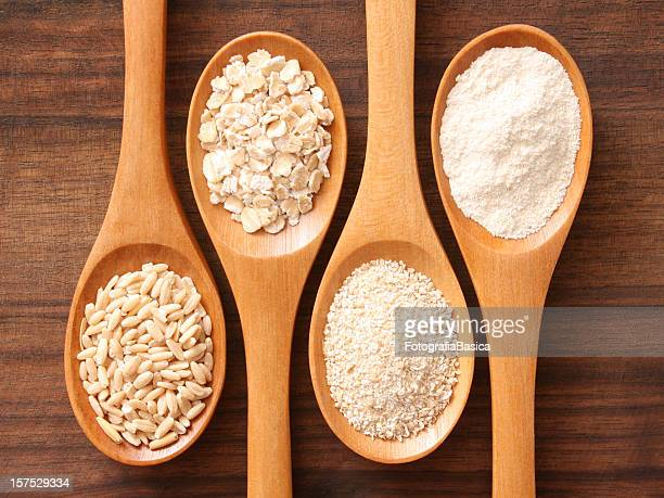 Oat and spoons