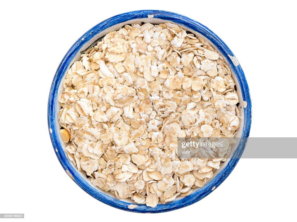 oat flakes : Stock Photo