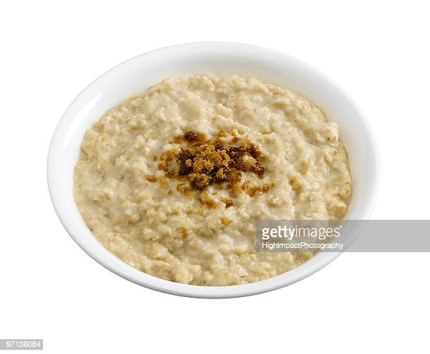 Oatmeal with Maple Brown Sugar