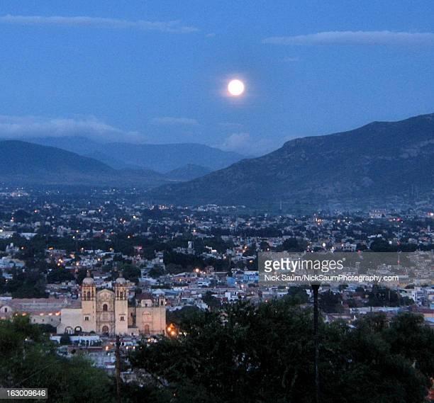 Oaxaca por la noche